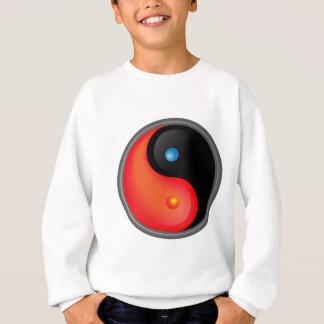 Yin Yang Hot and Cold Sweatshirt