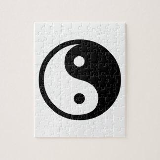 Yin Yang Jigsaw Puzzle