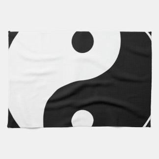 Yin Yang Kitchen Towel