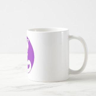 Yin Yang Kitty Coffee Mug