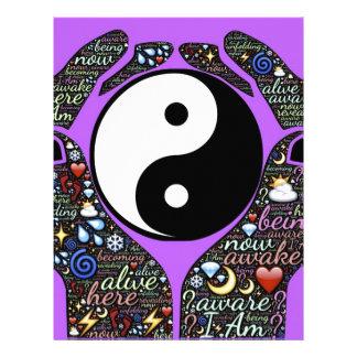 Yin, Yang Letterhead