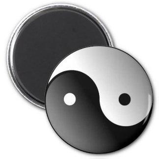 Yin-Yang Magnet