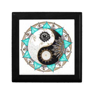 Yin Yang Mandala Gift Box