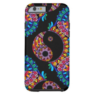 Yin Yang Mandala Tough iPhone 6 Case