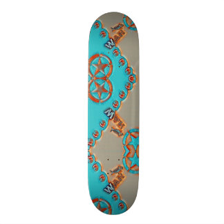 Yin Yang Matador Element Custom Pro Park Board Skateboard Deck