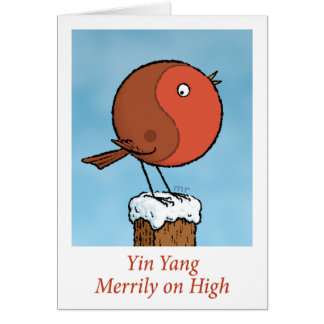 Yin Yang Merrily on High Card