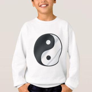 Yin Yang Metal Sweatshirt