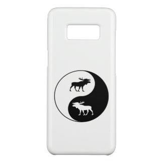 Yin Yang Moose Case-Mate Samsung Galaxy S8 Case