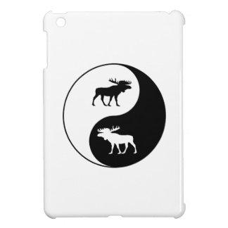 Yin Yang Moose iPad Mini Cover