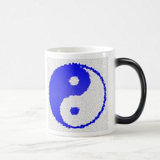 Yin Yang Morphing Coffee Mug