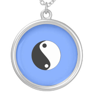 Yin-Yang- necklace