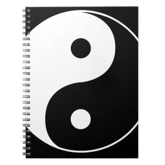 Yin Yang Notebook