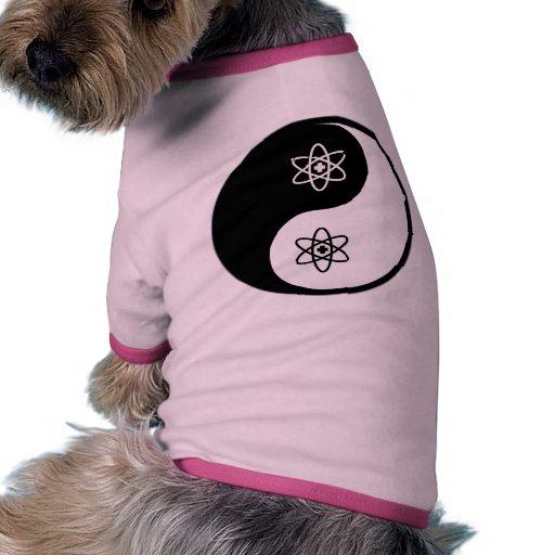 Yin Yang Nuclear Medicine Pet Tee