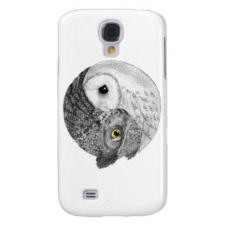 Yin Yang Owls
