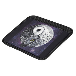 Yin Yang Owls iPad Sleeve