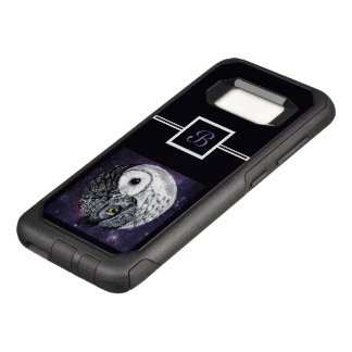 Yin Yang Owls OtterBox Commuter Samsung Galaxy S8 Case