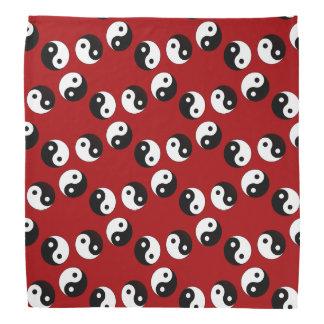 Yin Yang Pattern Bandana
