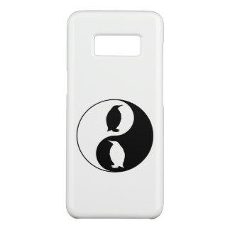 Yin Yang Penguin Case-Mate Samsung Galaxy S8 Case