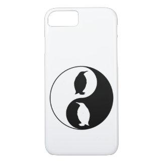 Yin Yang Penguin iPhone 8/7 Case