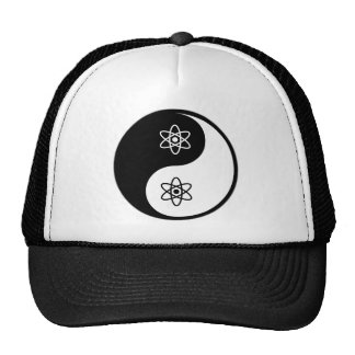 Yin Yang Physics Hat