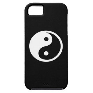 Yin Yang Pictogram iPhone 5 Case
