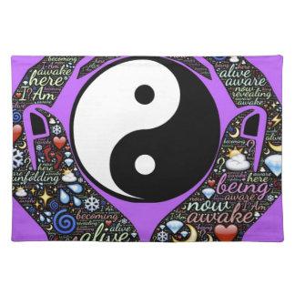 Yin, Yang Placemat