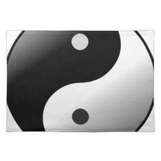 Yin Yang Placemat