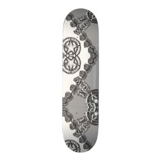 Yin Yang Platinum Element Custom Pro Park Board Skate Board Decks