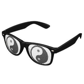 Yin Yang Power Party Sunglasses