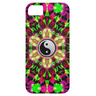 Yin Yang Psychedelic Star Custom iPhone 5 Case