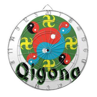 Yin Yang Qigong Dartboard