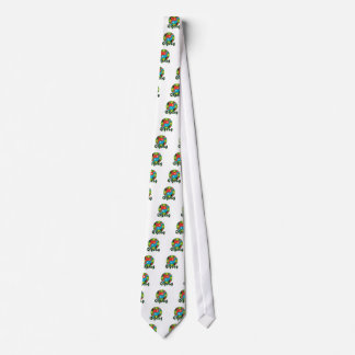 Yin Yang Qigong Tie