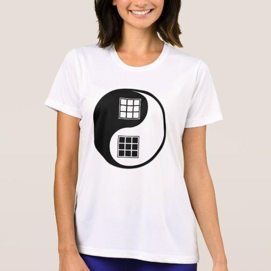 Yin Yang Quilts T-Shirt