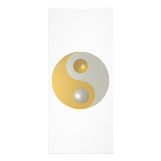 Yin Yang Rack Card