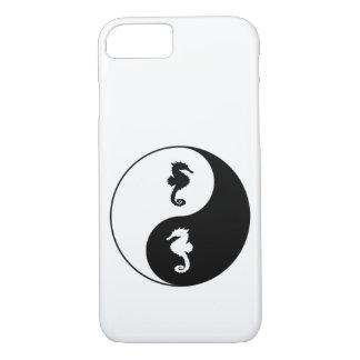 Yin Yang Seahorse iPhone 8/7 Case