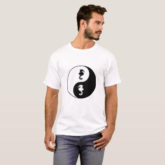 Yin Yang Seahorse T-Shirt
