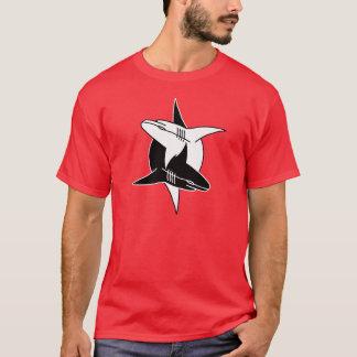 YIN YANG SHARKS T-Shirt