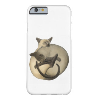Yin Yang Siamese Cats iPhone 6 Case
