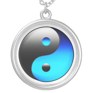 Yin Yang Sign - Customizable Pendant Necklace