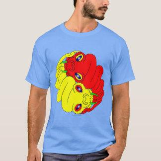 Yin Yang Snakes T-Shirt