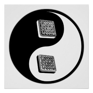 Yin Yang Software Engineering Poster
