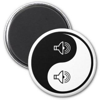 Yin Yang Sound Magnet