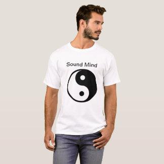 Yin-Yang Sound Mind T-Shirt