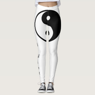 Yin Yang Sound Mind Yoga Pants