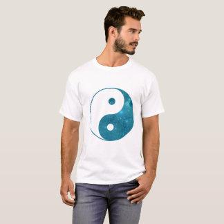 Yin Yang space symbol T-Shirt