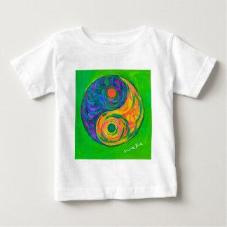 Yin Yang Spring Baby T-Shirt