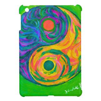 Yin Yang Spring iPad Mini Cases
