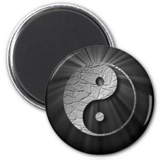 Yin Yang Starburst Publication1 Magnet