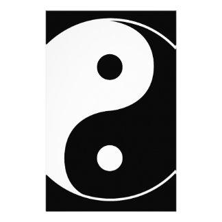 Yin Yang Stationery