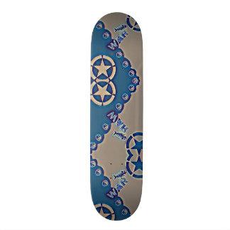 Yin Yang Street Element War Custom Pro Park Board Skateboard Deck